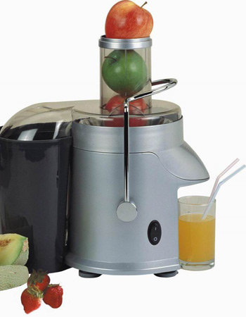 Centrifugeuse smoothie table de cuisine - Difference entre centrifugeuse et extracteur de jus ...